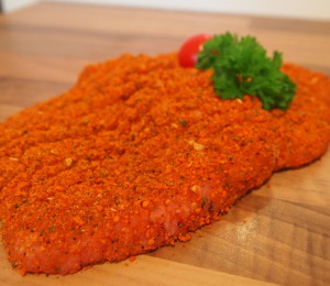 Chimi-Churri Spicy Pork Schnitzel 4x200g