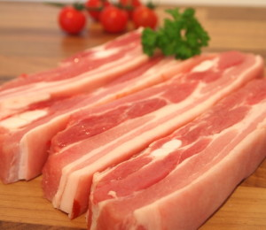 Tantalizing Belly Pork Slices