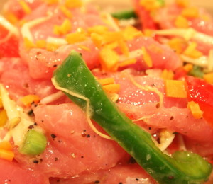 Sea Salt Lampong Pepper Pork