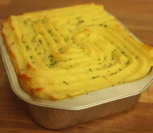 Traditional Creamy Fish Pie