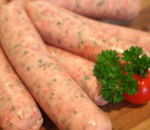 Chive Sausage