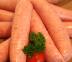 Gluten Free Sausage